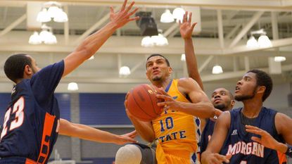 Morgan State basketball player suing NCAA over eligibility