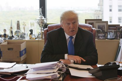 Donald Trump gets crash course in policy to face off against Hillary Clinton