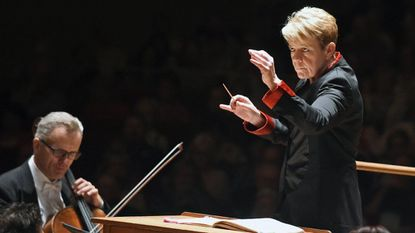 """BSO Music director Marin Alsop will lead orchestras on five continents as part of """"All Together: A Global Ode to Joy,"""" celebrating the 250th anniversary of Beethoven's birth. Those include June 2020 concerts in Baltimore."""