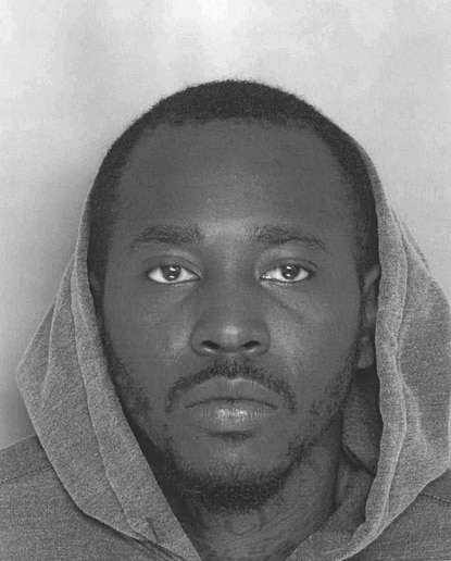 """Baltimore County police said Darrell Burns, 25, of Edgewood, asaulted and robbed a Parkville restaurant owner Saturday — but left his gun at the scene. <a href=""""http://www.baltimoresun.com/news/maryland/crime/blog/bs-md-co-armed-robbery-20151004-story.html"""" target=""""_blank"""">Read more here</a>."""