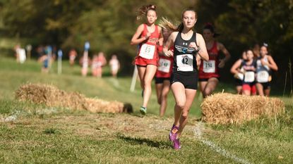 Catonsville's Jessica McDivitt finished ninth for the Comets at the Baltimore County championship meet. She was the top finisher for the Comets, who will compete in the regional meet on Nov. 2.