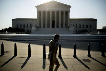 The Supreme Court, Wednesday, July 8, in Washington.