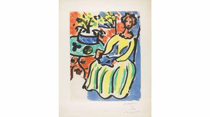 Wednesday: Matisse Prints & Drawings
