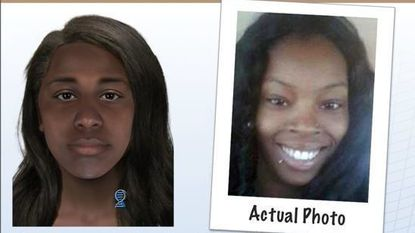 Police, using a DNA technology called Snapshot, were able to identify a body found in 2005 as Shaquana Marie Caldwell. The company that provides the technology was expected to appear at a news conference Friday on a break in another cold case.