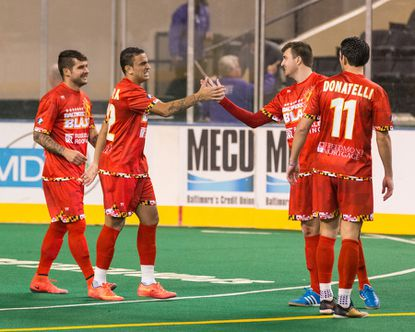 Digest: Blast top Chicago, 10-5, to clinch Eastern Division title