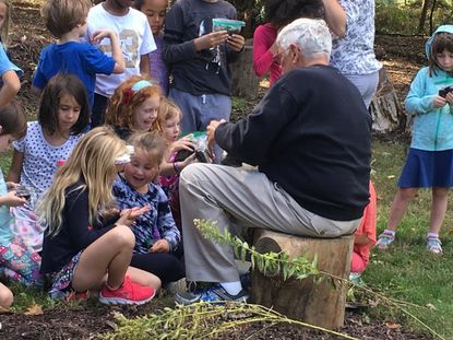 Catonsville church's native woodlands project grows young minds