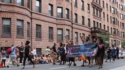 The Baltimore Trans Uprising