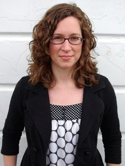"Heather Kirn Lanier, author of ""Teaching in the Terrordome: Two Years in West Baltimore with Teach for America."""
