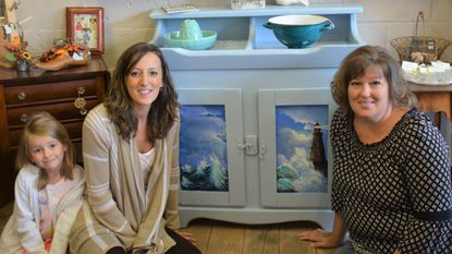 An Eye for Art: Local artist works in many mediums, from oils to furniture to giclee