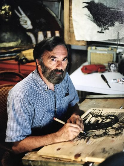 S. Jerry Dadds was co-founder of a commercial arts business, Eucalyptus Tree Studio.