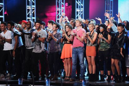 """The contestants arrive in Florida for """"X Factor"""" boot camp. Many will try. Few will make it."""