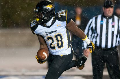 Towson's Terrance West 'angry' about report of his intent to declare for NFL draft