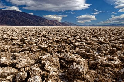 Sometimes you can't judge a place by its name, but in the case of Death Valley National Park, its ominous name is fitting. This California national park is known as both the hottest place on earth and the driest place in North America. Summer temperatures often top 120 degrees, and the valley is often too unpleasant to visit by May.