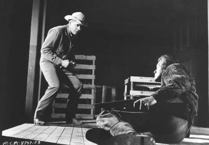 Elmore Leonard's early film and TV work dominated by westerns