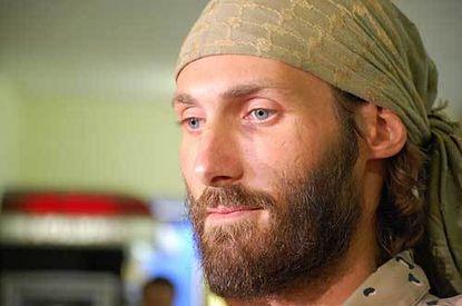 Maryland man jailed in Libya returns home