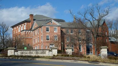 McDaniel College in Westminster is pictured Friday, Jan. 25, 2019.