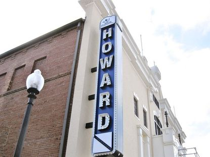 Howard Theatre in Washington has reopened after a multi-million dollar restoration.