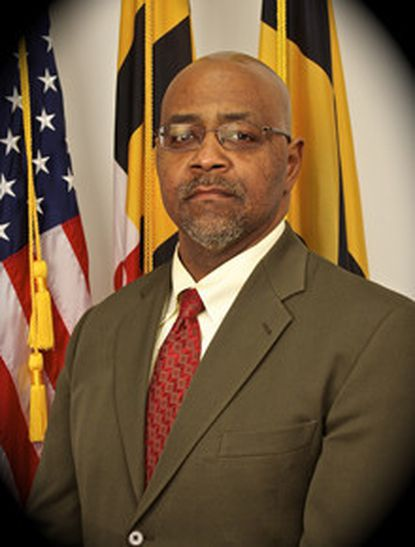 Rodney Hill, who has been assigned to the Baltimore Police Department through the Baltimore City Law Department, is the police department's new head of internal affairs.