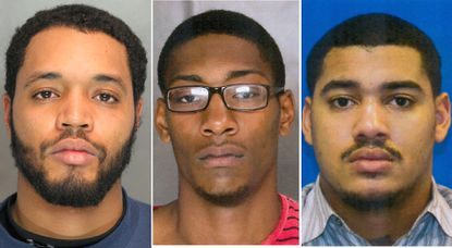 Two arrests made in Owings Mills road rage incident; others sought