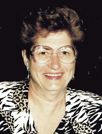 Ruth Heaps Burkins loved farming and loved teaching.