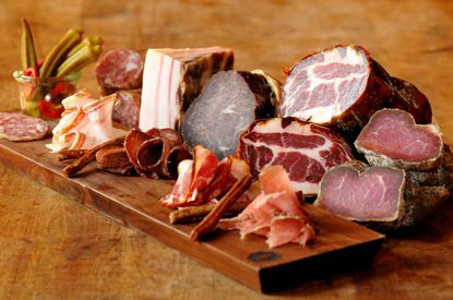The butchery at Parts & Labor will supply all of the restaurants in the Woodberry Kitchen family.