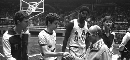 "Dani Menkin's documentary ""On the Map"" follows the 1977 Maccabi Tel Aviv basketball team's unlikely European championship victory."