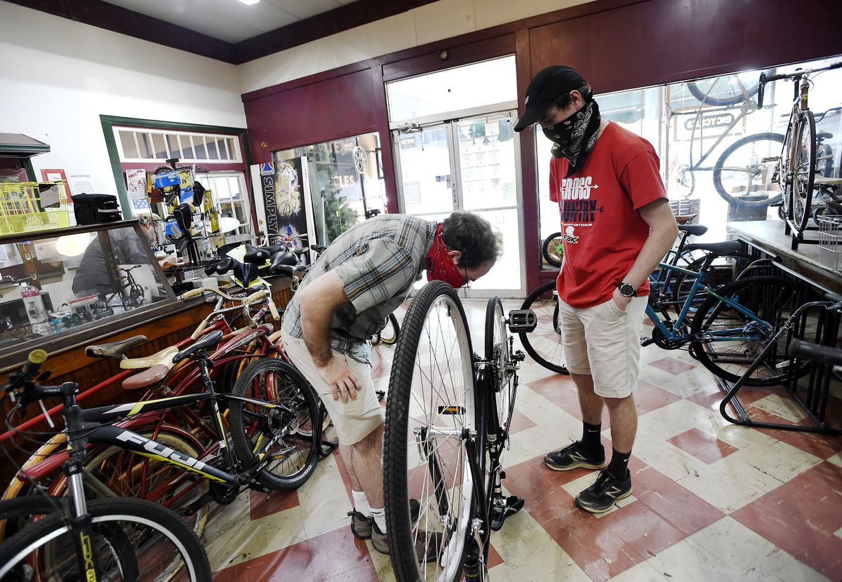 Bicycles 'selling like hot cakes' across Carroll County during coronavirus pandemic