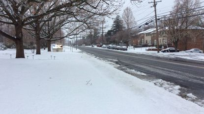 Laurel government closes, snow emergency declared