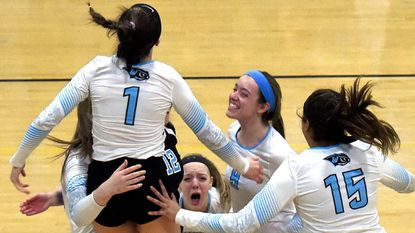 Volleyball: 'Process' leads Owls to Class 3A West championship