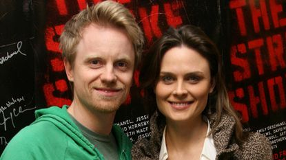 "Emily Deschanel and David Hornsby are making son Henry a big brother: The ""Bones"" star is pregnant again."
