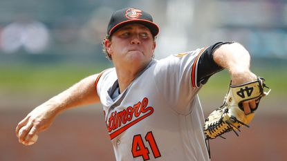 With Orioles reeling, right-hander David Hess hopes to put Angels 'on the defensive'