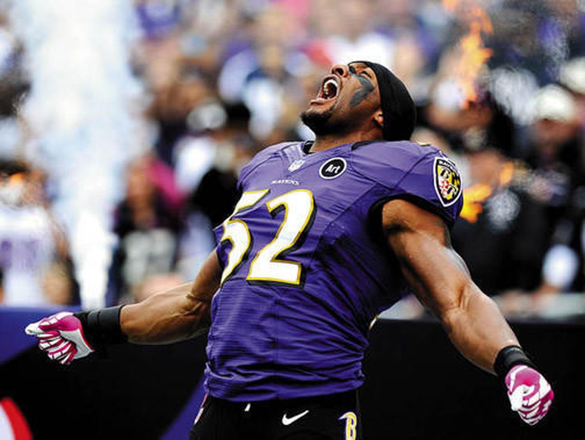 official photos 56f73 759c3 Ray Lewis' daughter, Diaymon, will present him at Hall of ...