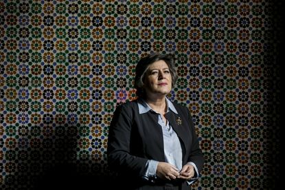 Ana Gomes, a former European Parliament member who has accused Isabel dos Santos of money laundering, in Lisbon, Portugal, Jan. 8, 2020. Dos Santos, the daughter of Angola's former president, built an empire in a country mired in corruption. Western consultants were her advisers.