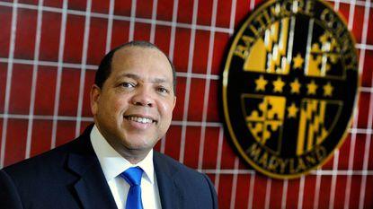 Baltimore County 4rd District Councilman Julian Jones
