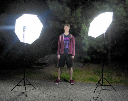 Cockeysville film student awarded $10,000 scholarship
