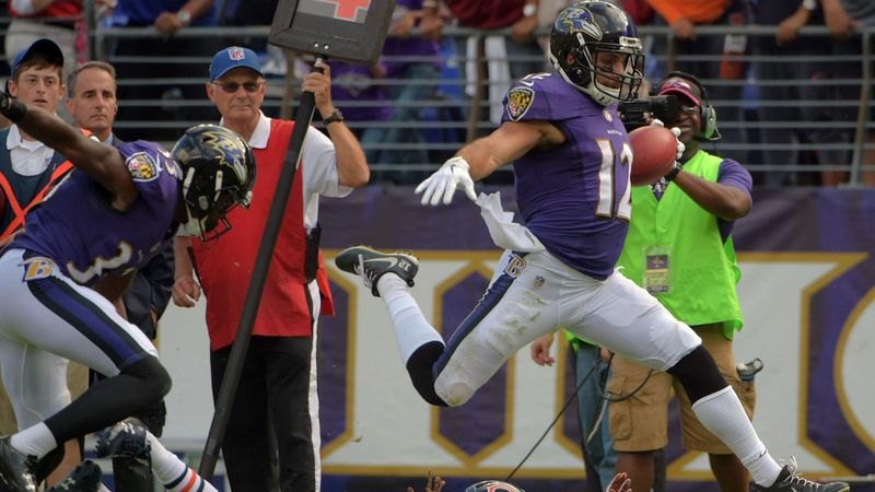 After four years with Ravens, Michael Campanaro agrees to one ...