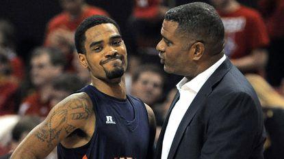 Senior guard Blake Bozeman wants to drive his father's Morgan State team back to the NCAA tournament.