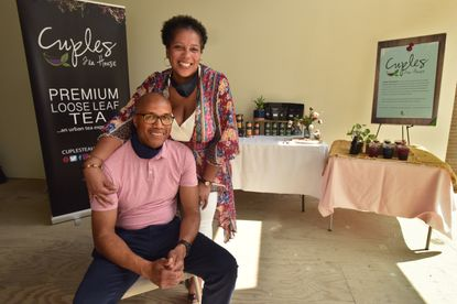 Eric and Lynnette Dodson and their business, Cuples Tea House, got a boost when the online magazine Delish picked them as one of the 16 top Black-owned kitchen brands to support across the nation.