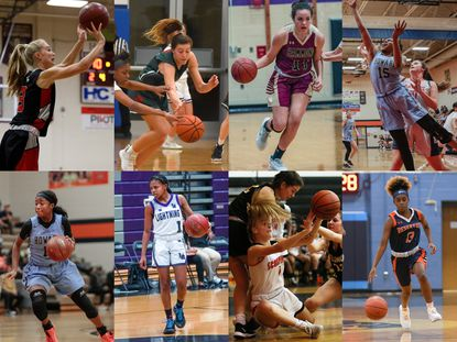 Several Howard County girls basketball freshmen are excelling in their first season of high school basketball.