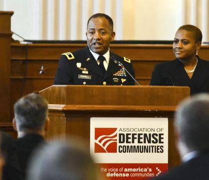 Top Aberdeen Proving Ground general receives national honor