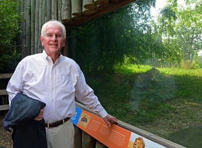 Donald Hutchinson, former Baltimore County executive and president of The Maryland Zoo in Baltimore, is a 2021 inductee into The Baltimore Sun's Business and Civic Hall of Fame.