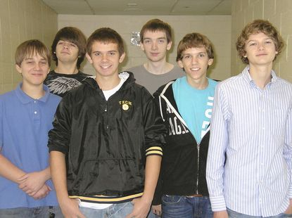 Six Harford Tech students compete in Maryland Cyber Challenge and Conference finals