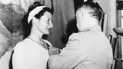 Virginia Hall, a Baltimore County native, became famous as a World War II spy who worked with the OSS, aided escaped prisoners and set up safe houses. She was the only female civilian awarded the Distinguished Service Cross for actions during the war.