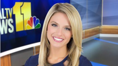 Ashley Hinson joins WBAL-TV as co-anchor of the 5 p.m. weeknight newscast with Andre Hepkins.