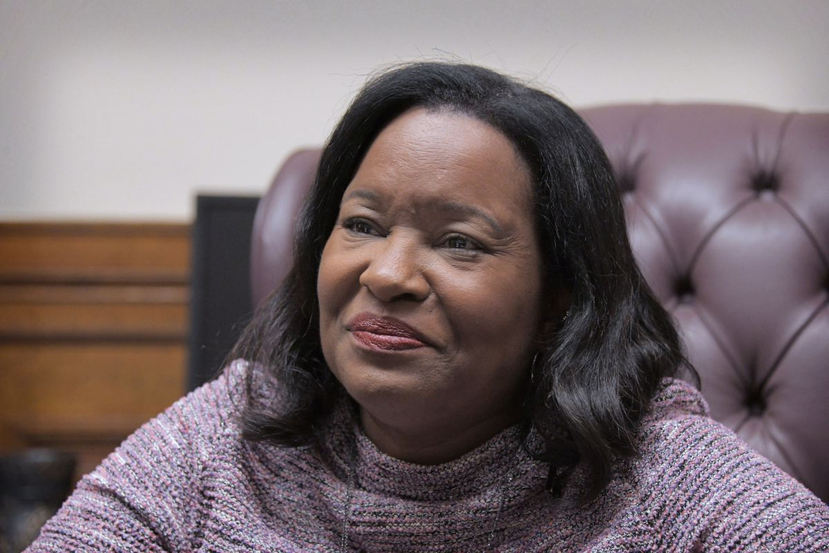 She was the first woman to preside over Baltimore Circuit Court. She exits bruised, but with justice served.
