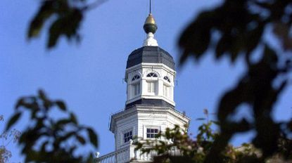 The Maryland State House