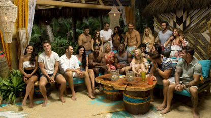 "The ""Bachelor in Paradise"" cast."