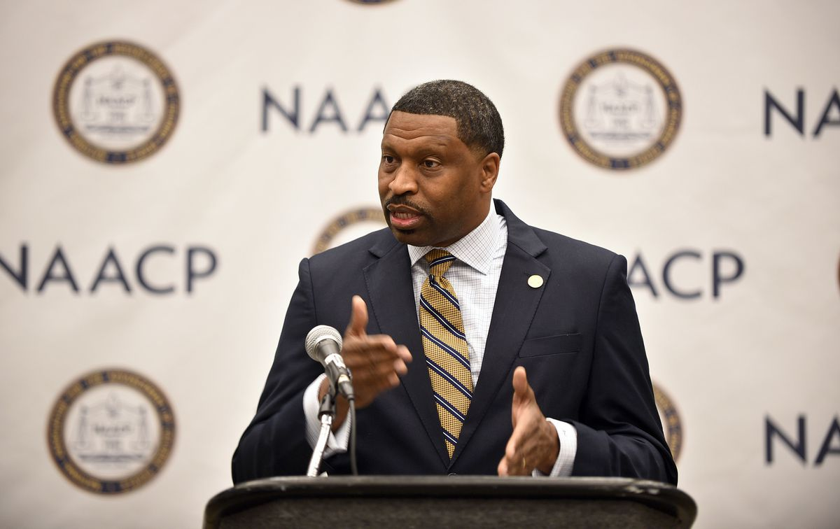 NAACP national headquarters moves to downtown Baltimore's Wells Fargo Tower