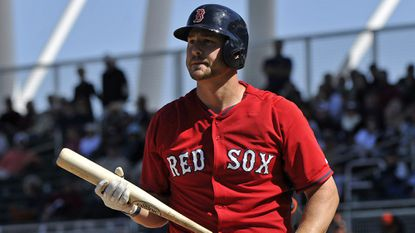 The Orioles claimed catcher Ryan Lavarnway on Tuesday.