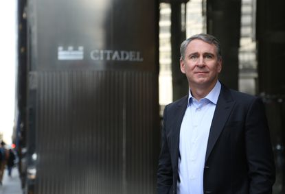 Ken Griffin, the founder and CEO of Citadel, is seen Nov. 5, 2014, in Chicago. The Palm Beach Post has reported that Griffin spent $99.1 million to acquire a beachfront house adjacent to his existing Palm Beach, Fla., estate.